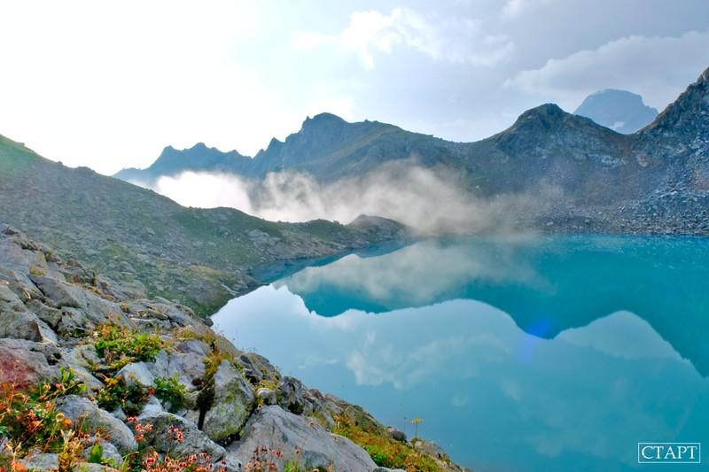 Поход на Софийские озера с гидом