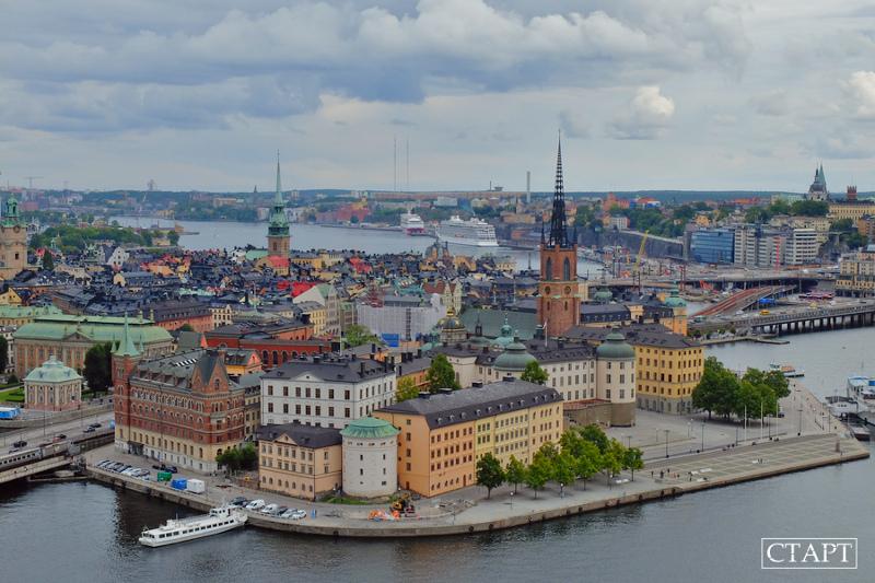 Коротко о Стокгольме: как добраться, что посмотреть