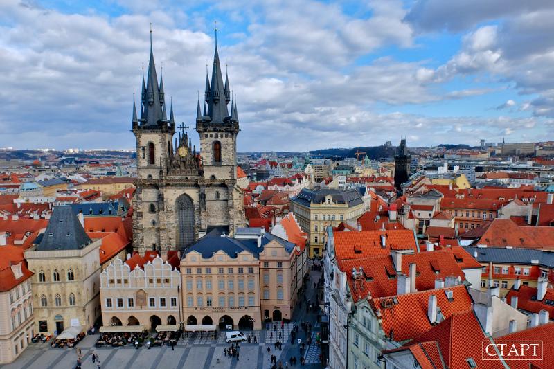 Идеи путешествий: «Три Столицы». Прага-Вена-Будапешт. Готовый маршрут самостоятельного путешествия