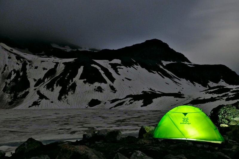 Отдых с палатками в Архызе: где стать, сколько стоит, куда сходить