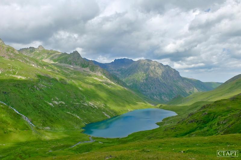 туры в горы архыз