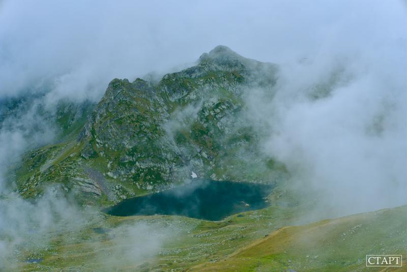 Вид с перевала Загеданского
