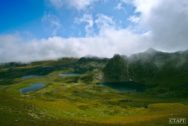 Долина Пятиозерья, Архыз