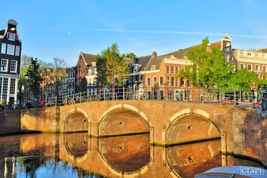 Краткая история Амстердама от дня основания до наших дней