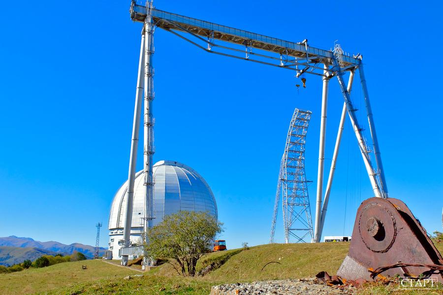 Обсерватория в Архызе: фото, экскурсии, как добраться