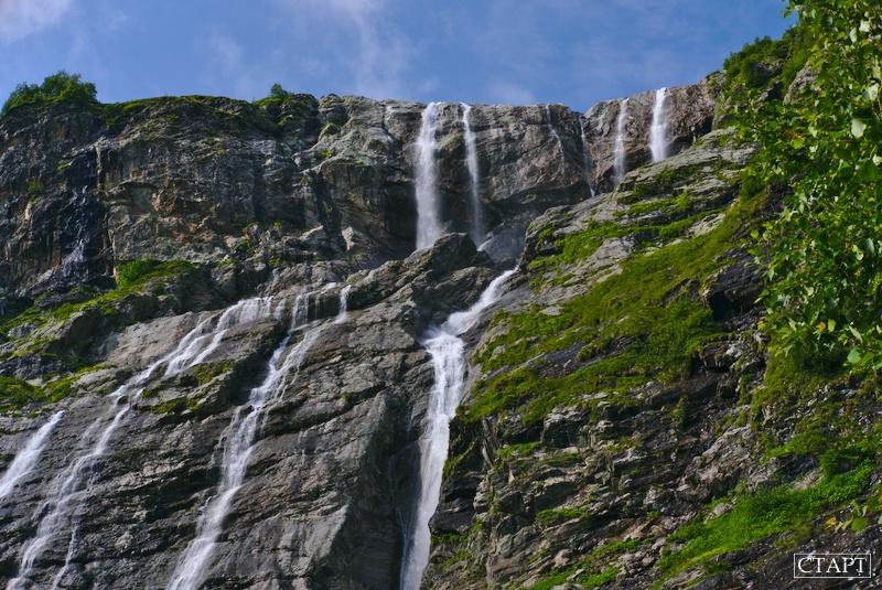 Софийские водопады в Архызе: маршрут, фото, как добраться