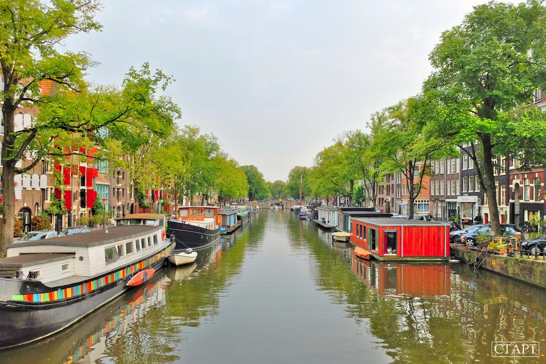 Где поселиться в Амстердаме? Сеть хороших хостелов в центре