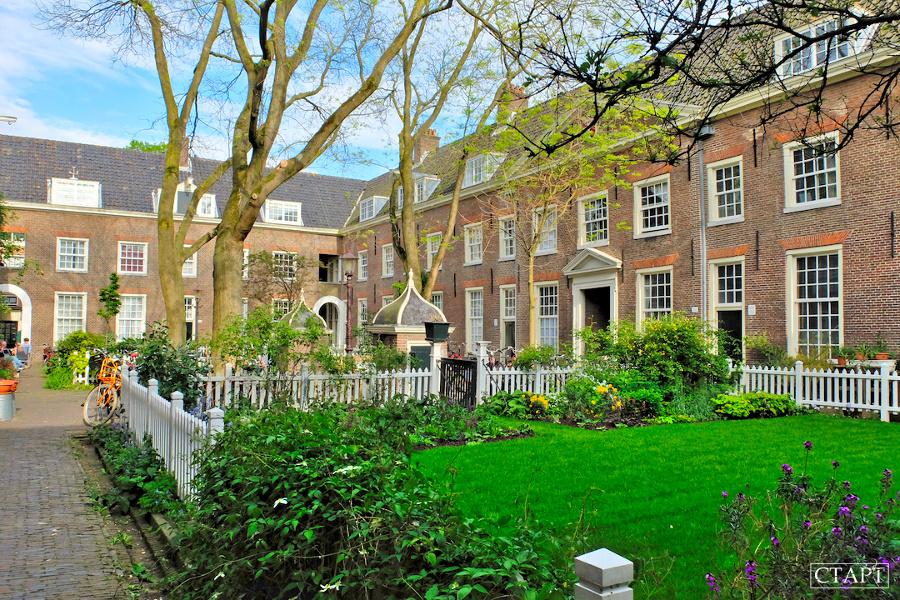 Как выбрать хостел в Амстердаме