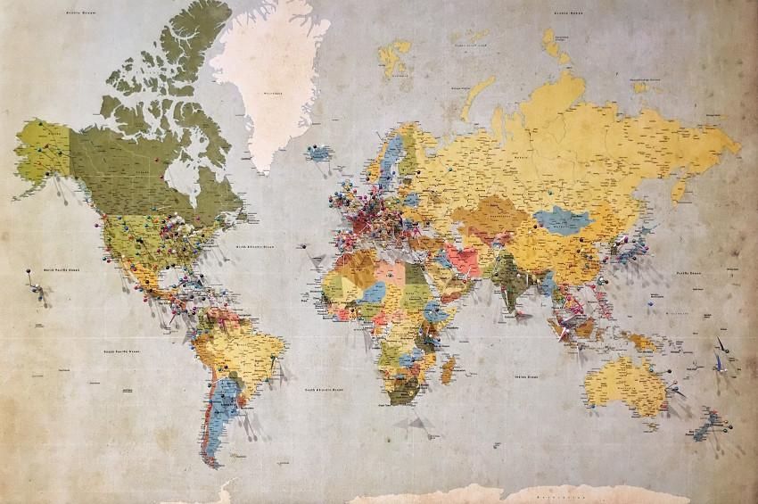 Сколько стоит кругосветное путешествие? Самолёт против круизного лайнера