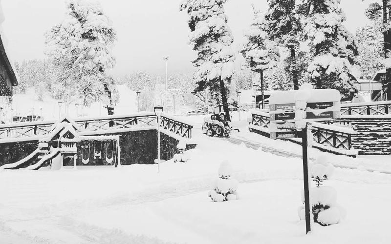 Как устроен горнолыжный курорт Архыз?