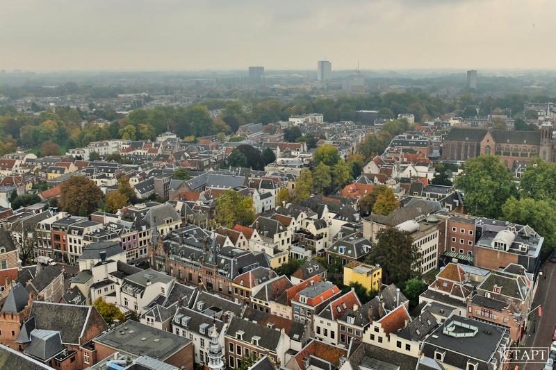 Что посмотреть в Утрехте: достопримечательности и каналы