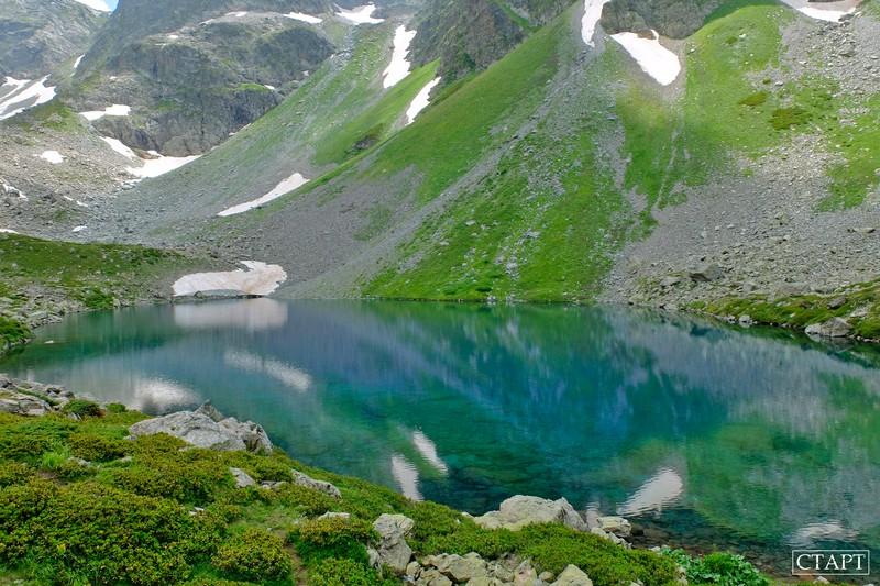 Семицветное озеро как добраться