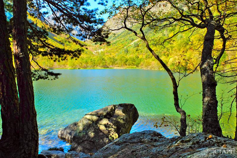 Бадукские озера маршрут самостоятельно