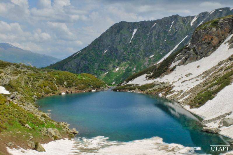 Дуккинские озера Архыз фото