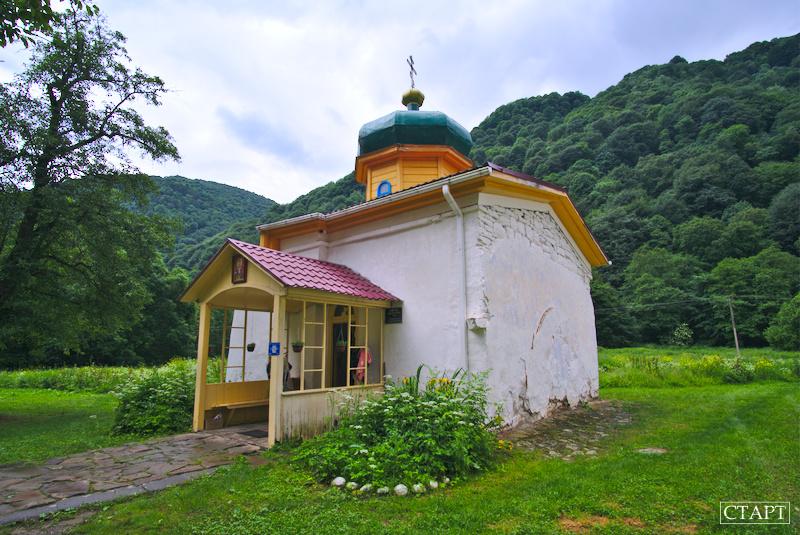 Христианские храмы в Архызе маршрут фото как добраться