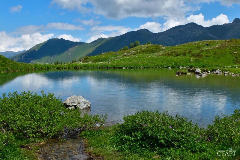 Туры на озёра в Архызе