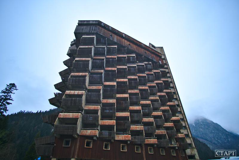 Гостиница Аманауз в Домбае