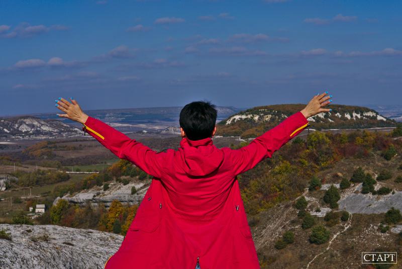 Золотая Осень в Крыму. Первые впечатления
