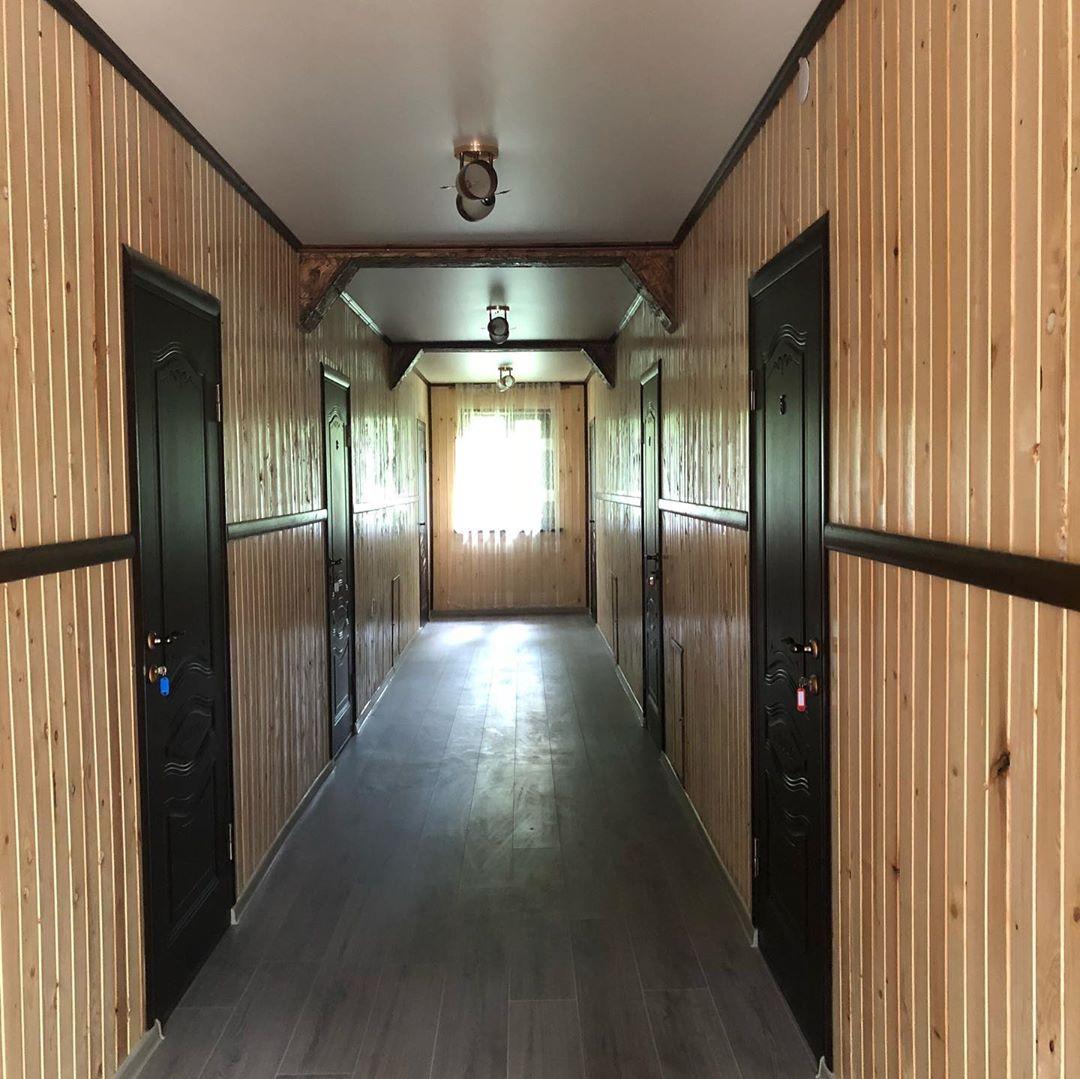Недорогая гостиница в Архызе Эдельвейс