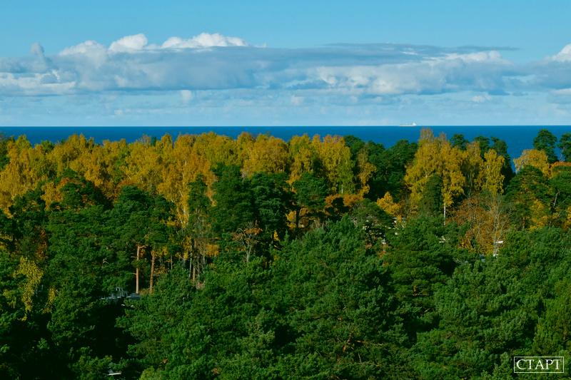 Пейзажи Юрмалы, Латвия