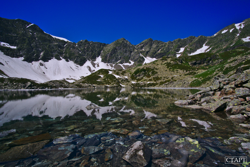 Сердце Кавказа озеро Архыз