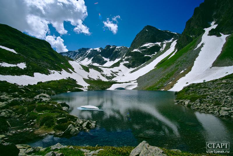 Регулярные экскурсии на озеро Семицветное в Архызе