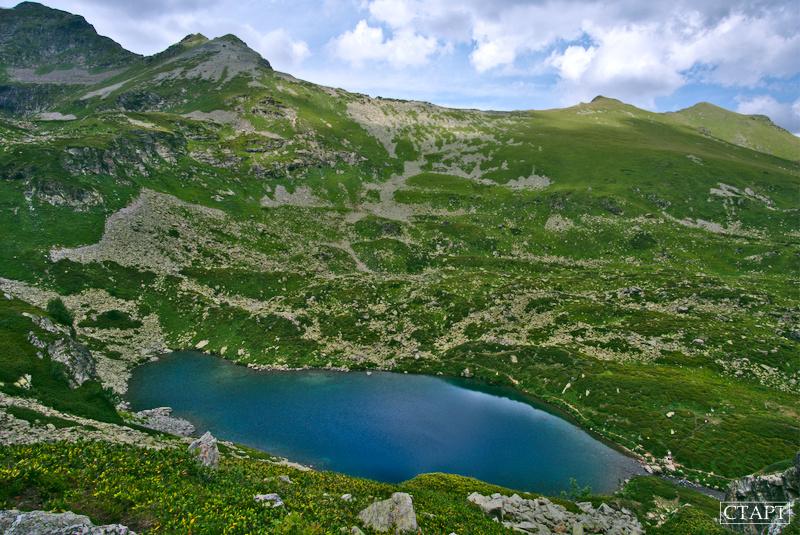 Нижнее Дуккинское озеро