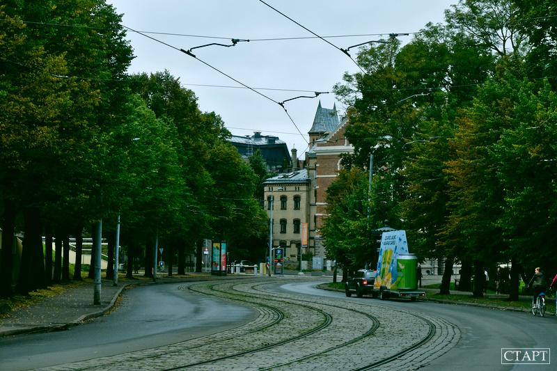 Транспорт Риги фото