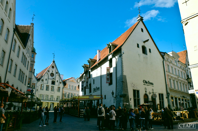 Old Hansa в центре Таллина