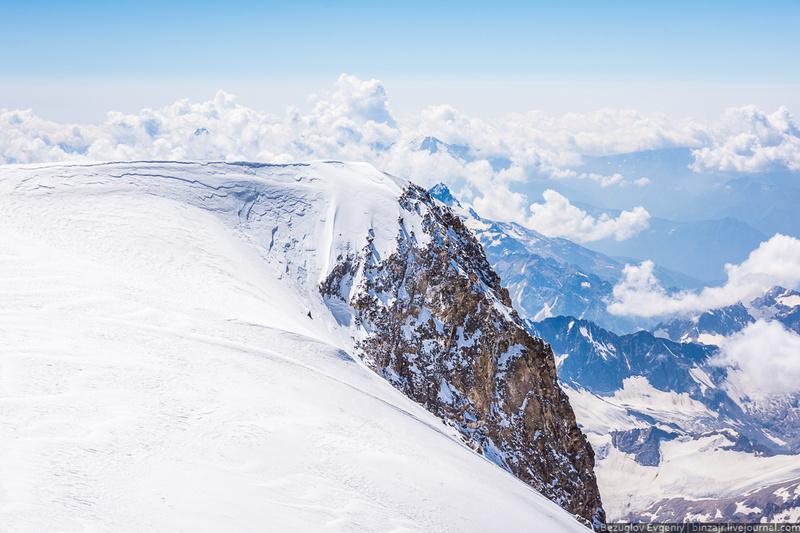 Восхождение на вершину Эльбруса с гидом