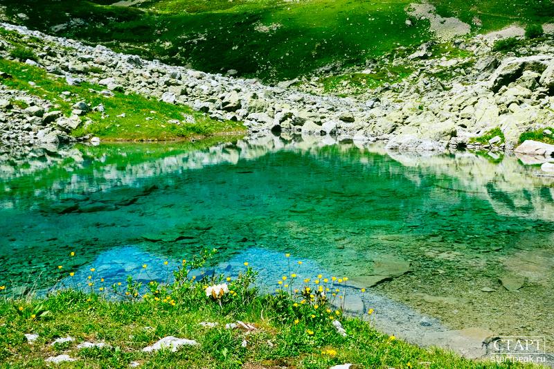 Озеро Секретное Орлёнок как пройти