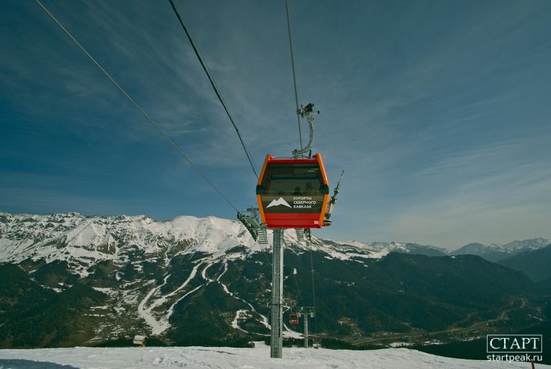 Ужесточение санитарных мер на горнолыжных курортах Архыз и Домбай