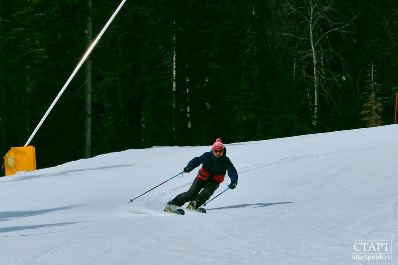 Многодневные курсы по горным лыжам в Архызе для взрослых