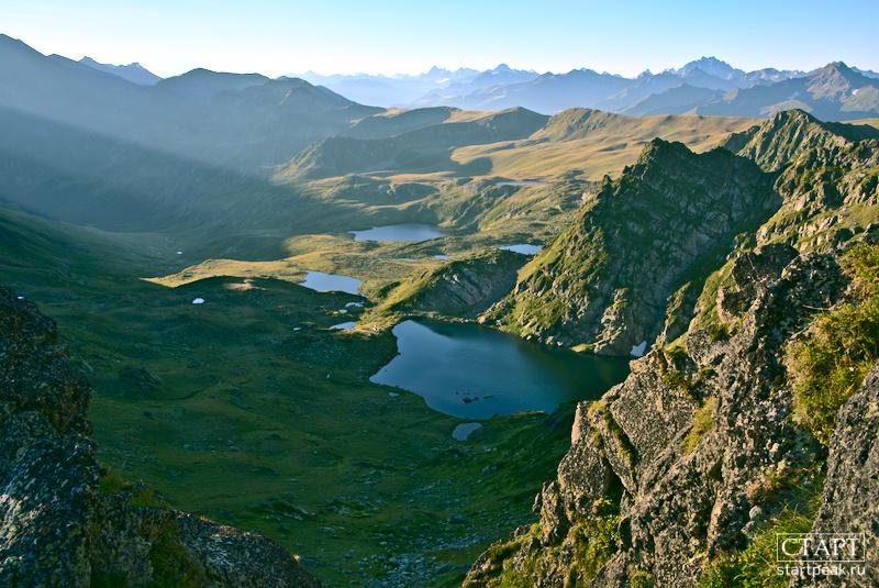 Красивые фото горных озёр