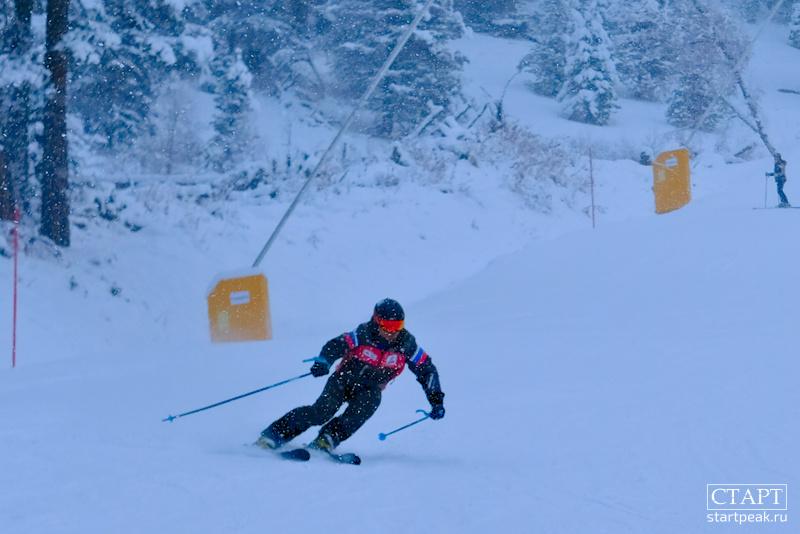 Горные лыжи в Архызе