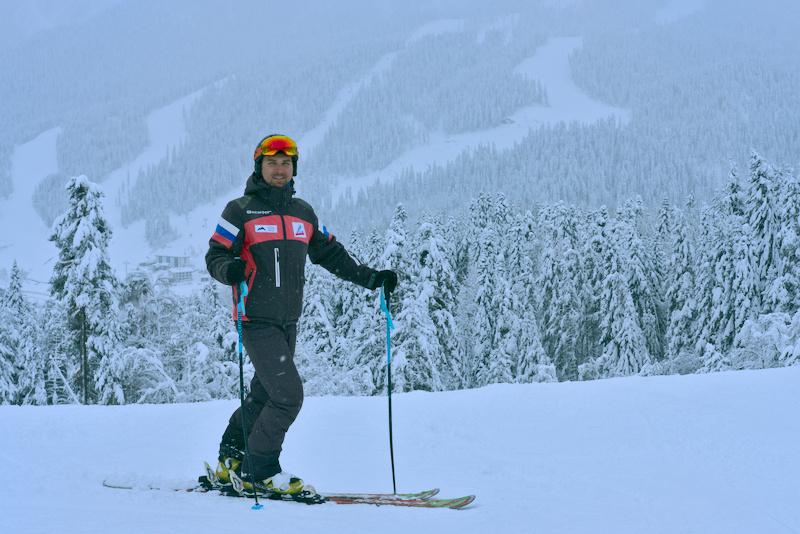 Занятие с инструктором по горным лыжам: часто задаваемые вопросы