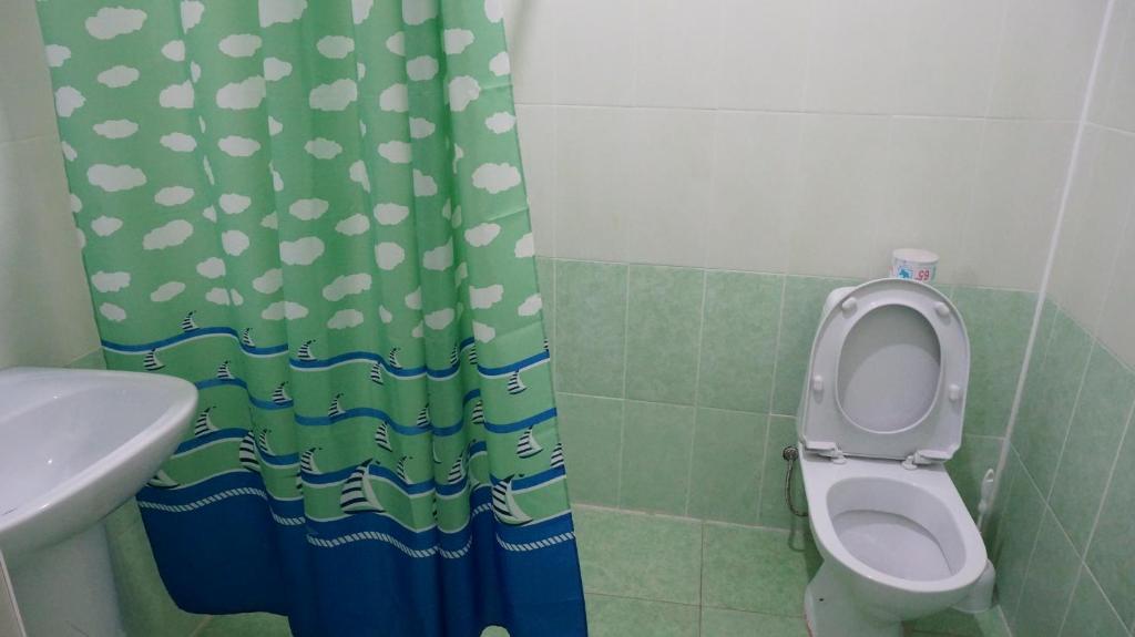 Гостиница Таулу в Домбае фото