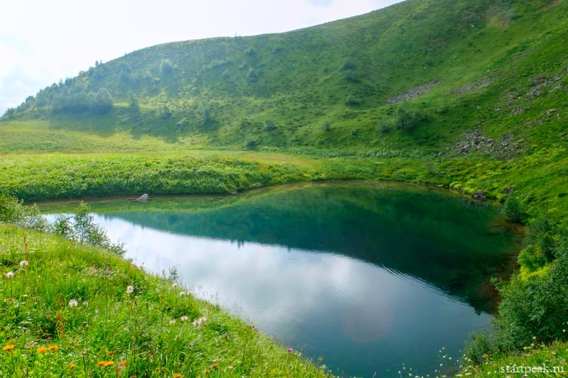 Озеро Любви в Архызе как добраться
