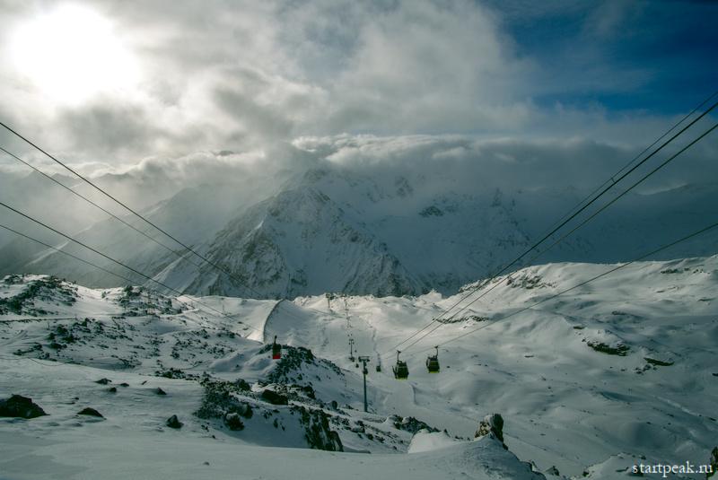 В Адыгее построят новый горнолыжный курорт. А на Эльбрусе - снесут