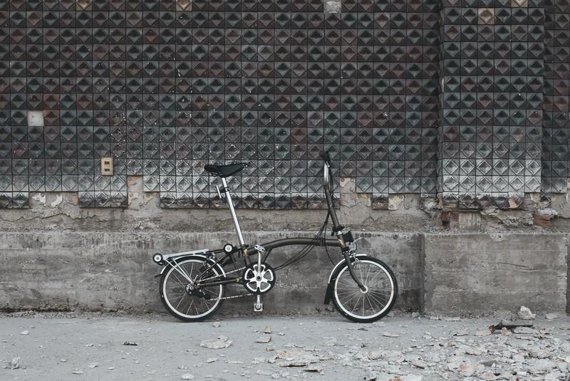 Как выбрать складной велосипед для путешествий