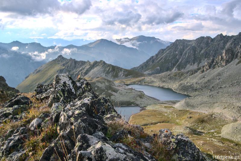 Многодневные походы с палатками в Карачаево-Черкесии