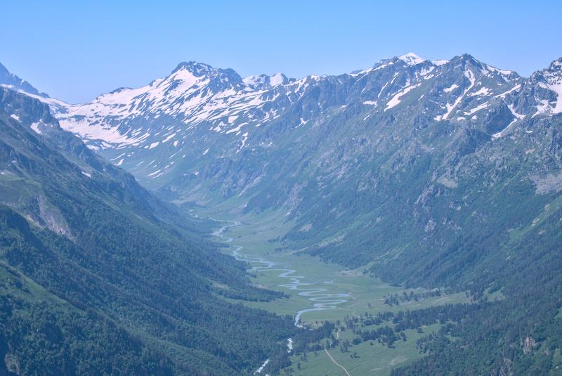 Озёрное плато в Архызе