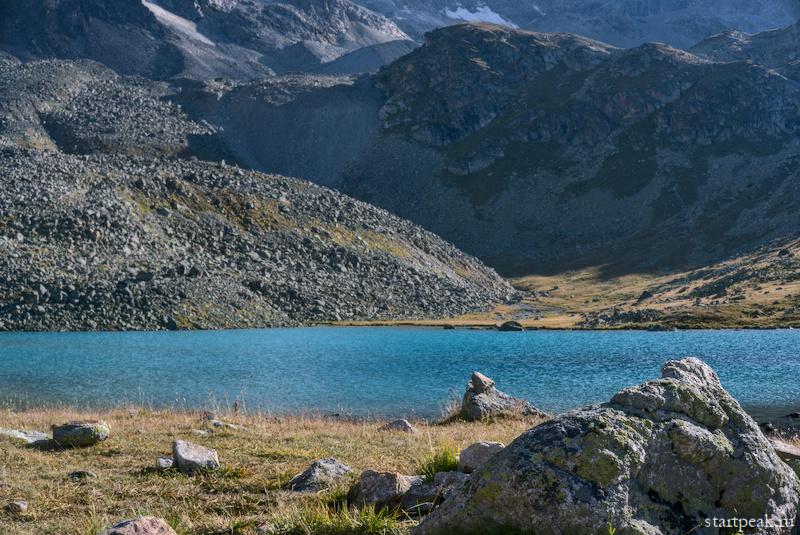 Маркинское озеро Теберда